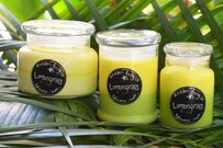 Lemongrass Candle Range