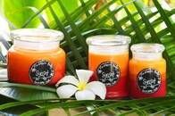 Sunset Candle Range