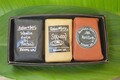 Earth Range 3 Bar Assorted Gift Box Set - Olive Oil Soaps