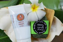 Happy Hands  Lotion and Pumice Pack